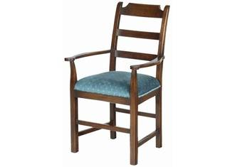Ladderback Carver Chair
