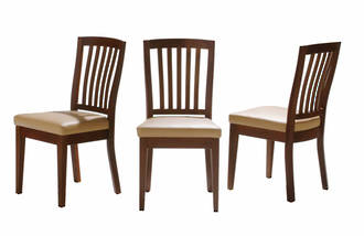 Shaker Slat Back Dining Chair