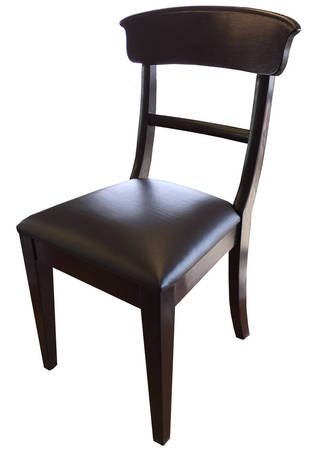 Spadeback Chair