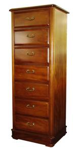 Classic Kauri Tower Chest